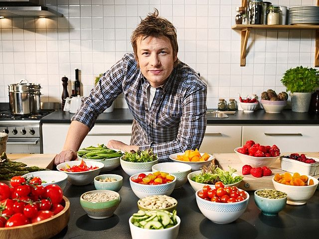 Jamie Oliver: The Fight for Healthy School Dinners