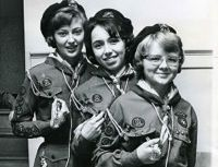 Real Girl Power in the Girl Guides